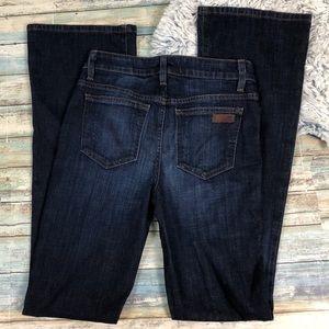 Joe's Jeans Jeans - Joe's Dark Wash Bootcut Jeans Size 25